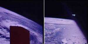 NASA UFOs Caught On Tape (page 2) - Pics about space