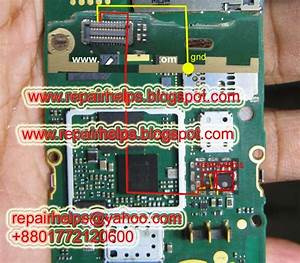 Nokia Asha 206 Light Jumper Solution Working 100  Picture Help
