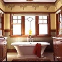 craftsman style bathroom ideas craftsman bathroom wallpaper craftsman style