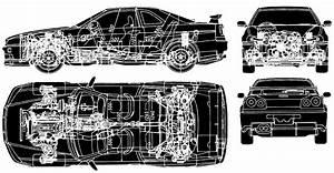 Manual Download  Nissan Skyline Gtr Service Manual R34
