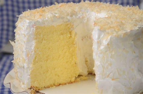 golden chiffon cake joyofbakingcom video recipe