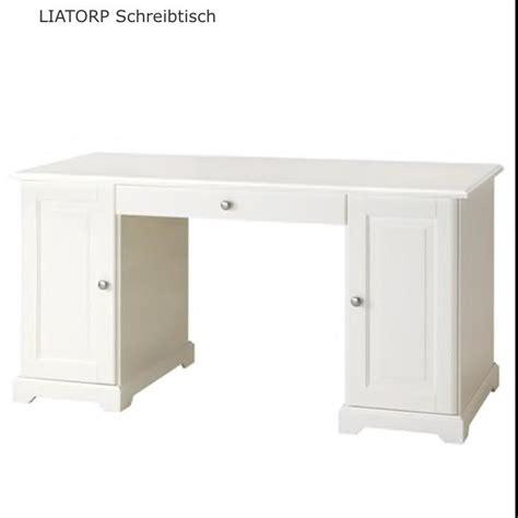 Schreibtisch Bei Ikea by Ikea Liatorp Schreibtisch Mydealz De