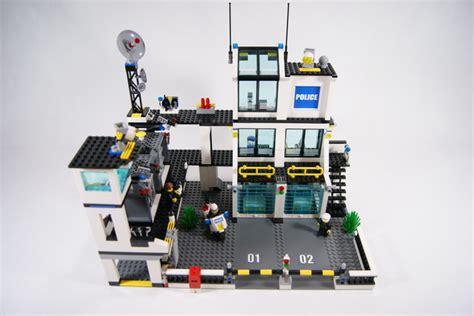 7744  Le Poste De Police  Lego Blog
