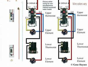 Water Heater Temperature Adjustment Temperature Settings