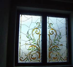stained glass windows in a classical interior design ideas With stained glass window designs home