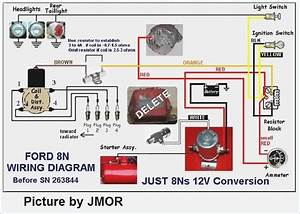 8n 12v Wiring Diagram  U2013 Vivresaville Com