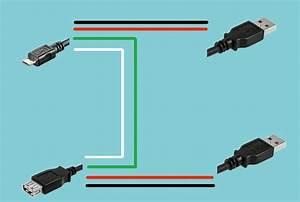 Handy Ohne Kabel Laden : usb kabel zum handy laden und gleichzeitig usb stick benutzen bauen ~ Yasmunasinghe.com Haus und Dekorationen