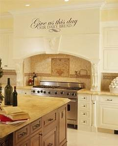Best 25 brown walls kitchen ideas on pinterest warm for Kitchen colors with white cabinets with yosemite sticker