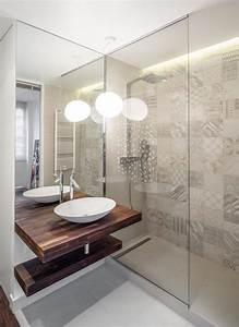 Bad Beleuchtung Led : led licht spiegel und glas im kleinen bad mit dusche hansi2303 pinterest badezimmer ~ Eleganceandgraceweddings.com Haus und Dekorationen