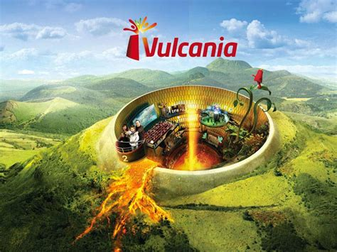 parc d 39 attraction vulcania