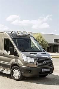Ford Transit Van Light Bar To Roof