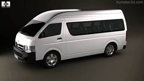 toyota hiace super long wheel base    model store humsterdcom youtube
