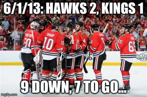 Chicago Blackhawks Memes - meme blackhawks 2 kings 1