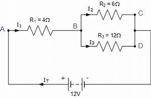 Kirchhoff's Current Law | Basic Electronics Tutorials