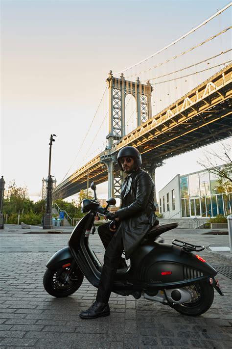 Vespa 946 Emporio Armani Makes U.S. Debut   Motorcycle.com