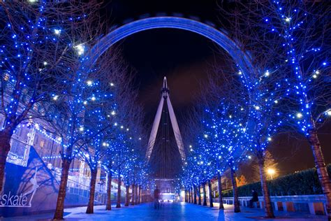 christmas lights in london mytravelo
