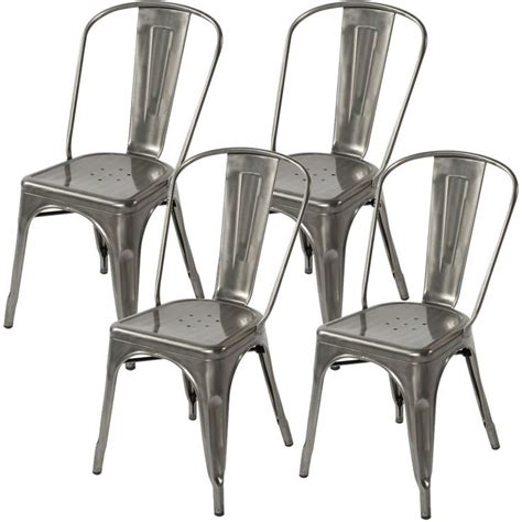 17 best images about kitchen chairs gun metal on