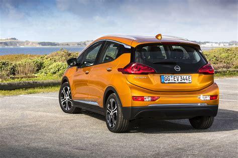 Vauxhall Opel by Opel Era E Test Drive In Finds The Range Ev