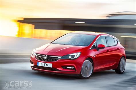 vauxhall astra new vauxhall astra officially revealed