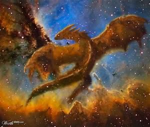 Dragon nebula - Worth1000 Contests