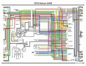1971 240z Wiring Diagram