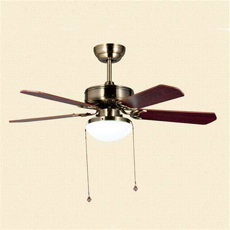 classic italy style 42 inch wooden ceiling fan modern led
