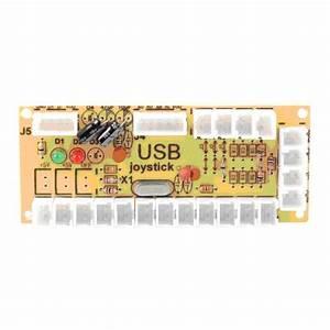 Encodeur Usb Zero Delay - 4 8 Mm
