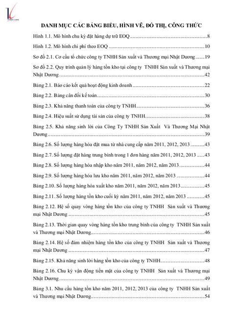 thực trạng v 224 giải ph 225 p quản l 253 h 224 ng tồn kho tại c 244 ng ty