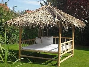 Bambus Im Garten : urlaub im garten jumping star startet mit natur bambus pavillon und neuem online shop in den ~ Markanthonyermac.com Haus und Dekorationen