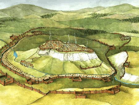 siege d alesia the gallic society at war technique and resources