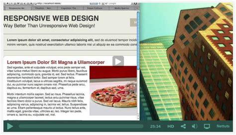 responsive web design tutorial useful responsive web design tutorials