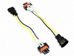 9006 To H11 H8 Headlight    Fog Light Conversion Wiring