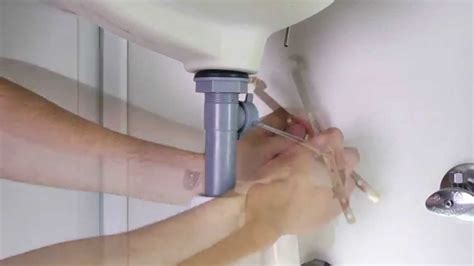 installing a kitchen faucet installing a 1 handled bathroom faucet with a pop up drain