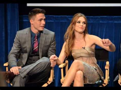 holland roden y colton haynes kiss me colton haynes and holland roden youtube