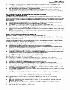 resume operations manager supply chain mgmt procurement With facilities management contract template
