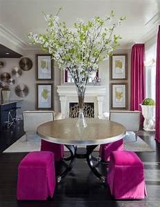 Surprisingly, Versatile, 25, Fabulous, Pastel, Pink, Interior, Designs