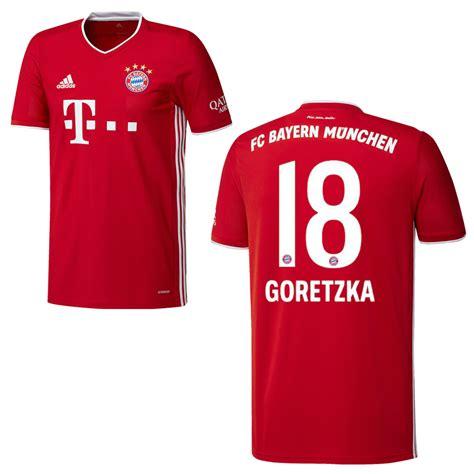 Der fc bayern münchen ist der erfolgreichste deutsche fußballklub und deutscher rekordmeister. adidas FC BAYERN MÜNCHEN Trikot Home Herren 2020 / 2021 ...