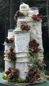 Birkenstamm Deko Weihnachten : pin von birkendoc auf dekoration birkenholz deko weihnachten birkenstamm deko und adventskerzen ~ A.2002-acura-tl-radio.info Haus und Dekorationen