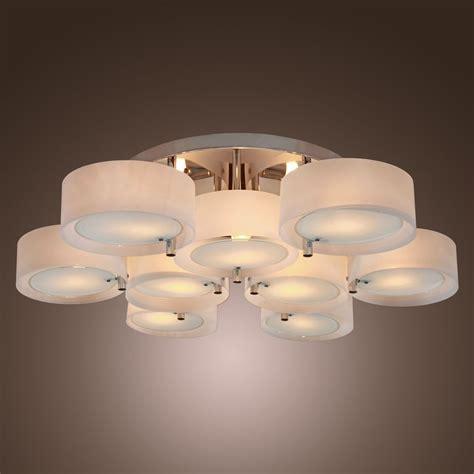 best selling modern flush mount chandeliers lighting