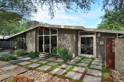 distinct glass designs  innovative mid century modern homes