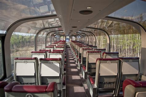 carrozza ferroviaria carrozza ferroviaria della ferrovia dell alaska fotografia