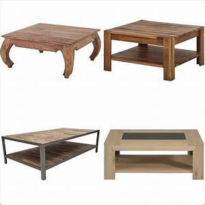 Table Basse Alinéa Bois : table basse bois comparez les prix avec le guide achat kibodio ~ Teatrodelosmanantiales.com Idées de Décoration
