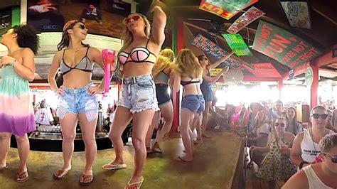 College Party Cruise 2016 Twerk Contest (senor Frogs