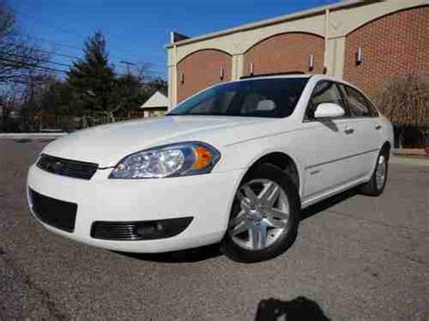 Find Used 2007 Chevrolet Impala Ltz Sedan 4-door 3.9l In