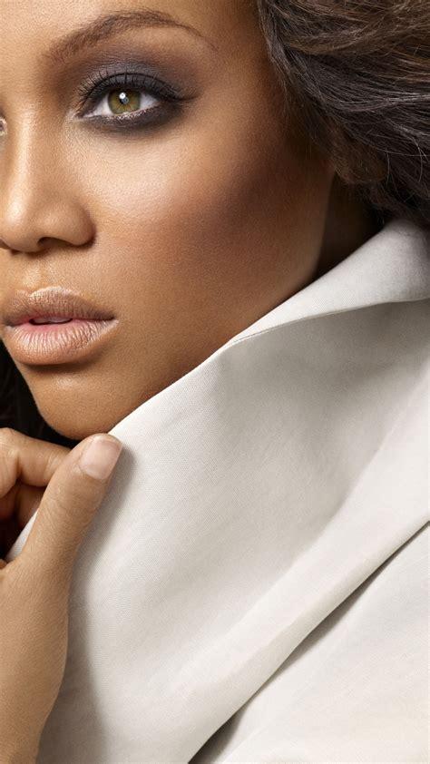 Wallpaper Tyra Banks, hair, television personality, talk ...