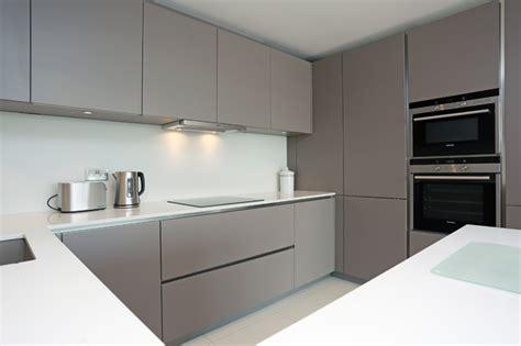 Basalt Grey Kitchen Finish