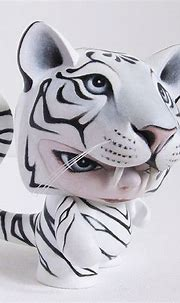 White Tiger By The Pumpkin Tide x Collect and Display ...
