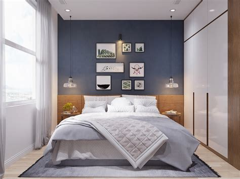 Bedroom : Modern Scandinavian Style Home Design For Young Families