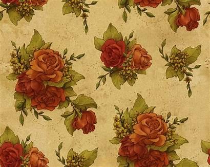Floral Dark Seamless Pattern Patterns Wallpapers Flower