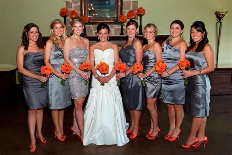 Orange And Grey Wedding Inspiration  The Merry Bride. Used White Kitchen Cabinets. Island Ideas For Small Kitchens. Farmhouse Kitchen Islands. Black And White Kitchen Prints. Kitchen Cafe Curtains Ideas. Kitchen Accent Wall Ideas. Planning A Small Kitchen. White Kitchen Cabinet Design Ideas